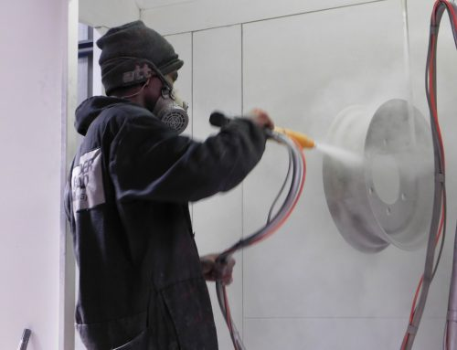 Powder coating as a premium solution for rims